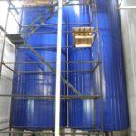 отгрузка емкостей для производства нормализированного молока