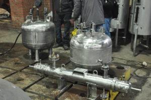 Оборудование, изготовленное для ФГУП «ФЯО «ГХК»