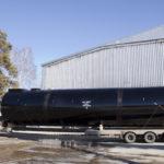 Емкостное оборудование для строительной компании из Челябинска