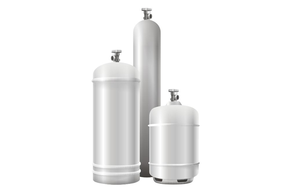 Реализация технических газов, газовых смесей и криогенных жидкостей