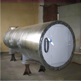 Емкости для хранения питьевой воды