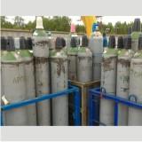Аргон газообразный высший сорт, баллоны 40, 10 и 5 литров, 150 атм.