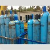 Кислород газообразный технический, первый сорт, баллоны 40, 10 и 5 литров, 150 атм.